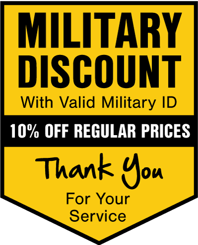 MAC'S Military Discount